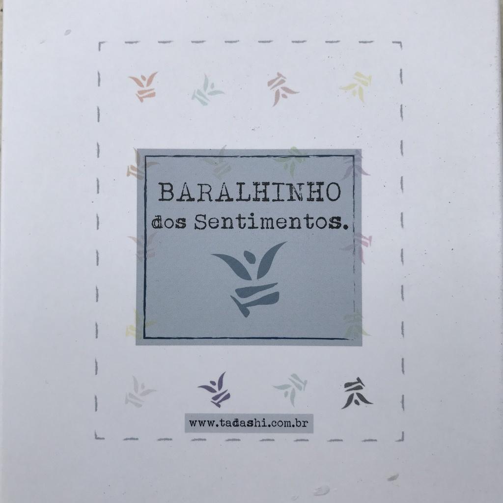Baralhinho Dos Sentimentos Instituto Tadashi Kadomoto Resiliencia Humana