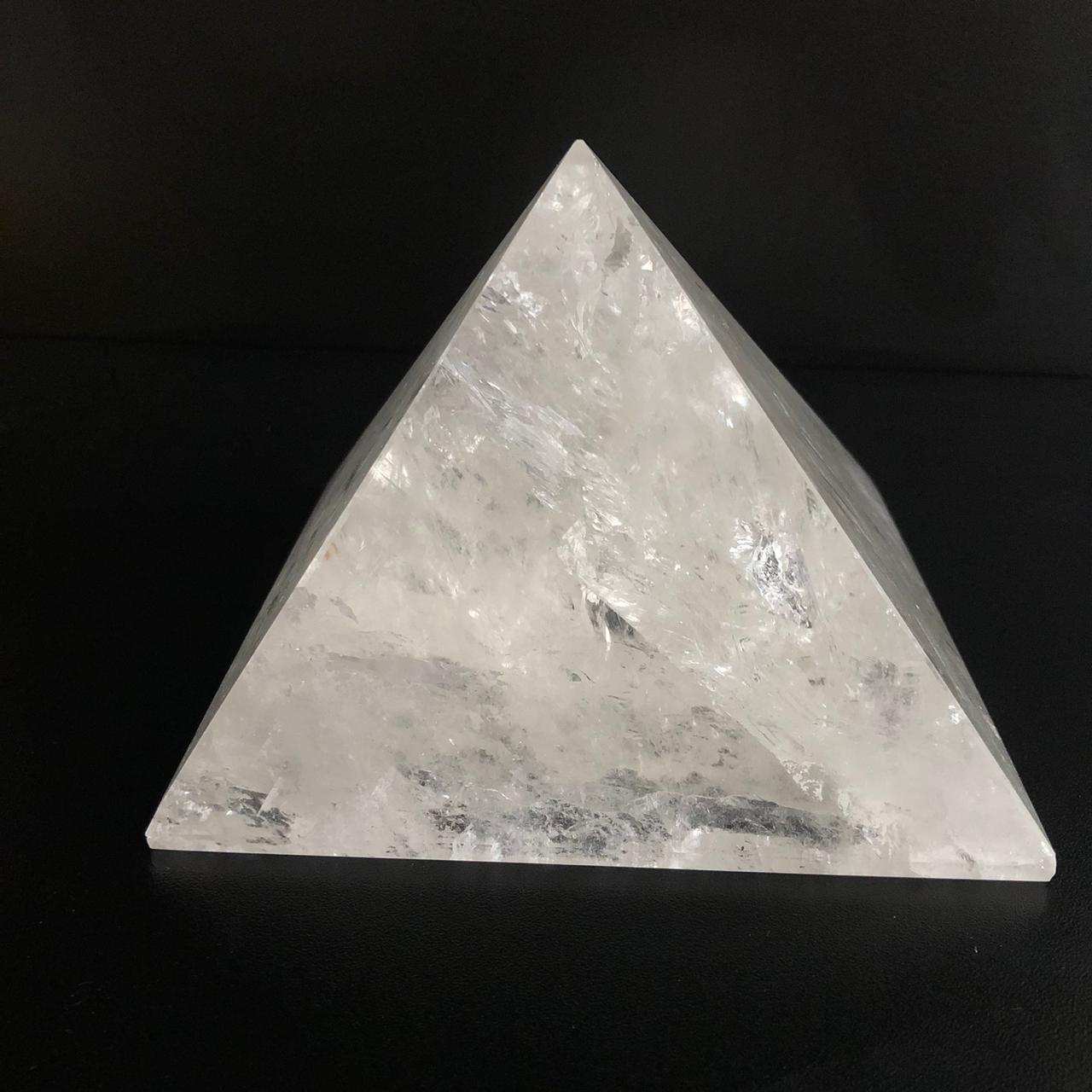 Pirâmide Cristal nº337- 1,424g