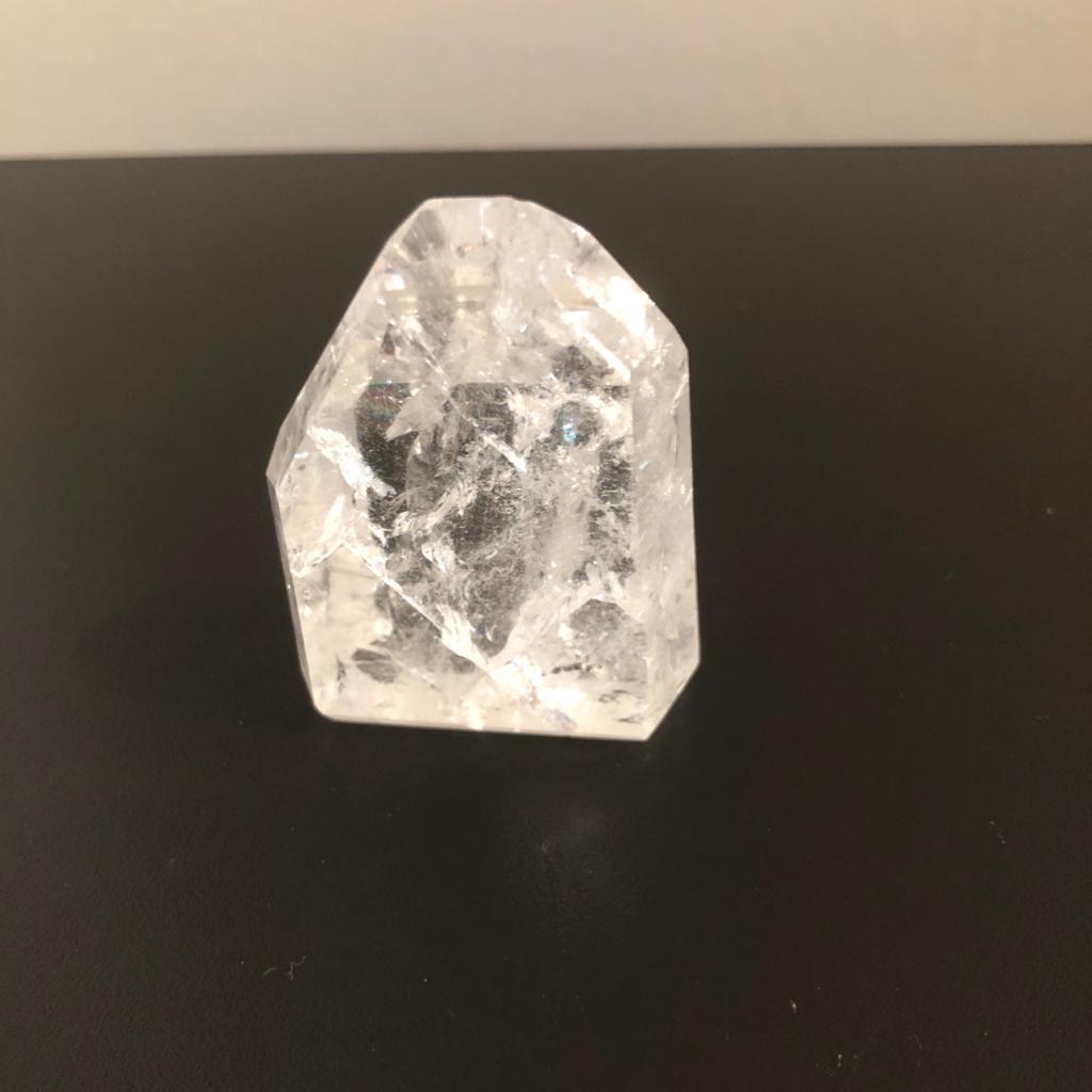 Ponta de Cristal Quartzo nº 268 - 78g