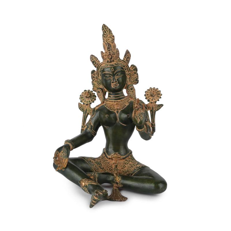 Buddha Green Tara 28CM