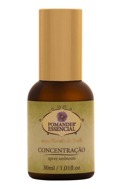 Pomander Essencial Concentração Spray 30 ml