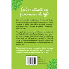 KIT 4 UM COMPROMISSO POR DIA + Pulseira Quartzo Verde para saúde e equilíbrio emocional com pingente Árvore da Vida para conexão interior - 8mm