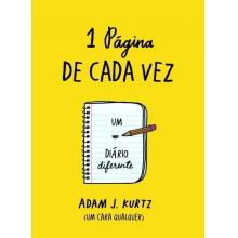 Uma Página de Cada Vez - J. Kurtz,Adam