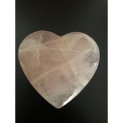 Coração de Quartzo Rosa nº347 - 0,180g