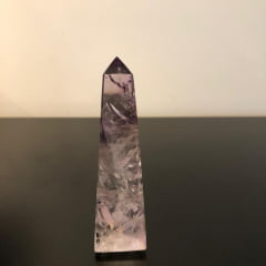 Pirâmide Ametista nº154 - 116g