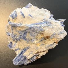Cianita Azul Grande 3.440 g  (FORTÍSSIMA CONEXÃO)