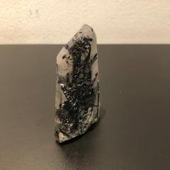 Ponta Cristal com Turmalina N234 - 90g