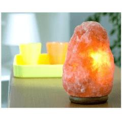 Luminária de Sal Rosa do Himalaia - 2,5kg