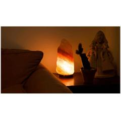 Luminária de Sal Rosa do Himalaia - 4,5kg