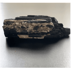 Super Turmalina Negra 820g (fortíssima energia)