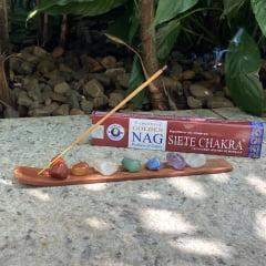 Kit Incenso Alinhamento dos Chakras e Meditação