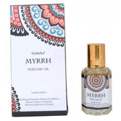 MYRRH - Óleo Perfumado Indiano (10ml)
