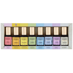 KIT COM 8 POMANDER CHAKRA SPRAY 30ML