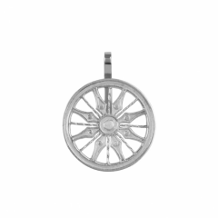 Pingente - Roda Cigana